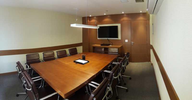 Sala-Reunião - Empreendimento Alfa Corporate - TISL00013 - 20