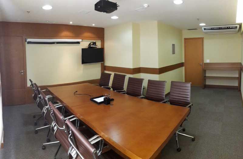 Sala-Videoconferencia-3 - Empreendimento Alfa Corporate - TISL00013 - 22