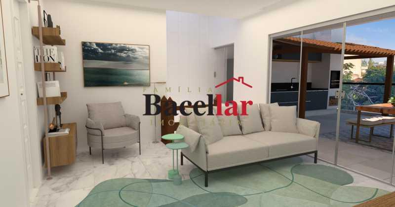 0e989a8886fec71c-sala segundoa - Cobertura 3 quartos à venda Recreio dos Bandeirantes, Rio de Janeiro - R$ 890.000 - TICO30282 - 1