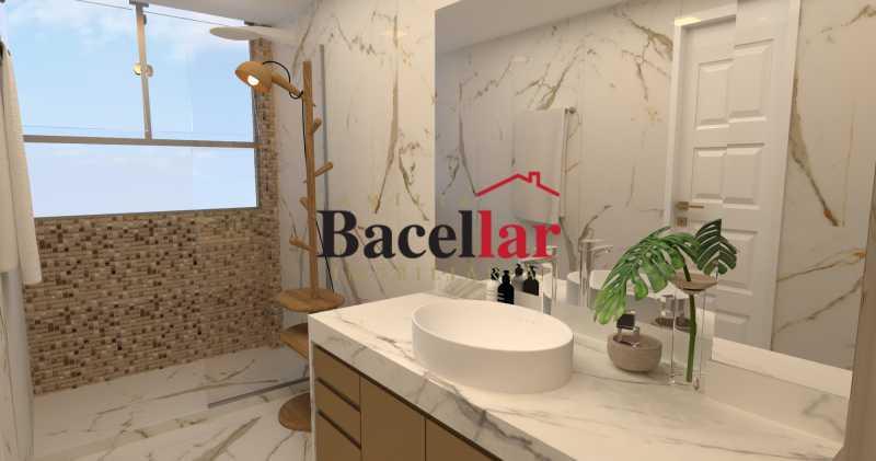 3b7a0b1868988379-banheiro 01 - Cobertura 3 quartos à venda Recreio dos Bandeirantes, Rio de Janeiro - R$ 890.000 - TICO30282 - 5