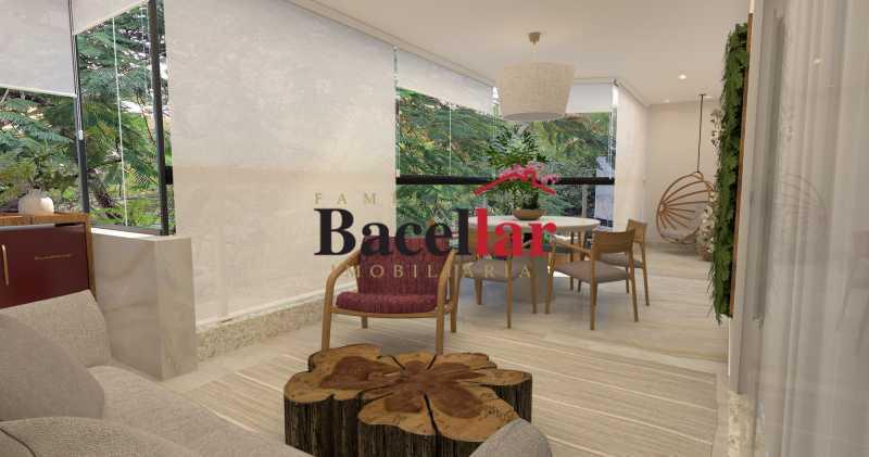 4f49bbab03713a47-VARANDA 1 PIS - Cobertura 3 quartos à venda Recreio dos Bandeirantes, Rio de Janeiro - R$ 890.000 - TICO30282 - 6