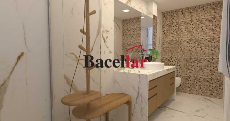 658dcde33e35ca35-banheiro 02 - Cobertura 3 quartos à venda Recreio dos Bandeirantes, Rio de Janeiro - R$ 890.000 - TICO30282 - 9
