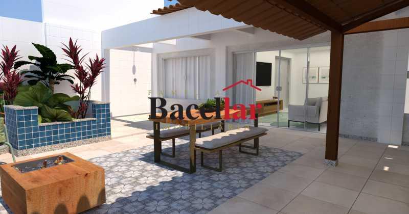 efbbd1170d375525-área externa - Cobertura 3 quartos à venda Recreio dos Bandeirantes, Rio de Janeiro - R$ 890.000 - TICO30282 - 13