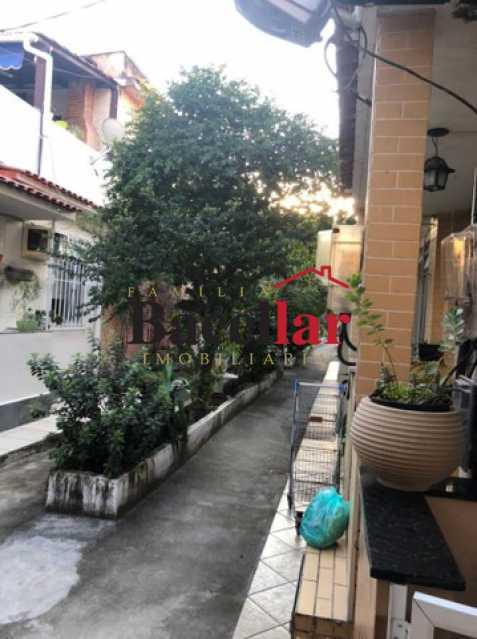 1 - Casa de Vila 2 quartos à venda Grajaú, Rio de Janeiro - R$ 460.000 - TICV20154 - 1