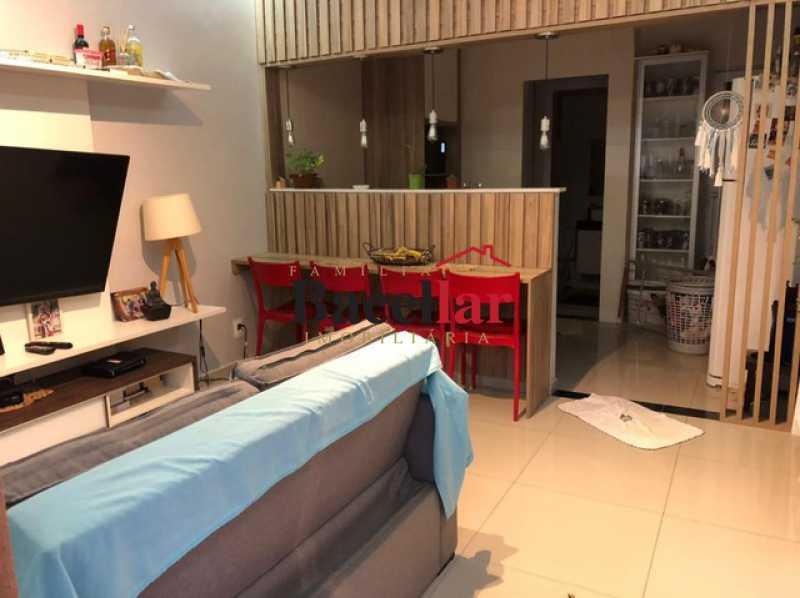 4 - Casa de Vila 2 quartos à venda Grajaú, Rio de Janeiro - R$ 460.000 - TICV20154 - 4