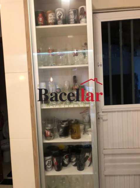 6 - Casa de Vila 2 quartos à venda Grajaú, Rio de Janeiro - R$ 460.000 - TICV20154 - 6