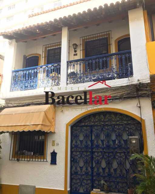 c21ba559-7b93-4684-a6dd-1a4e1b - Casa de Vila 4 quartos à venda Rio de Janeiro,RJ - R$ 1.800.000 - TICV40092 - 1