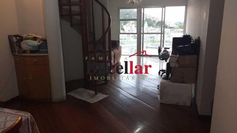 175 - Cobertura 3 quartos à venda Rio de Janeiro,RJ - R$ 880.000 - TICO30049 - 1