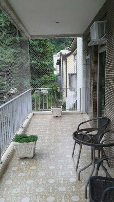 05 - Apartamento Grajaú,Rio de Janeiro,RJ À Venda,3 Quartos,130m² - TIAP30047 - 1