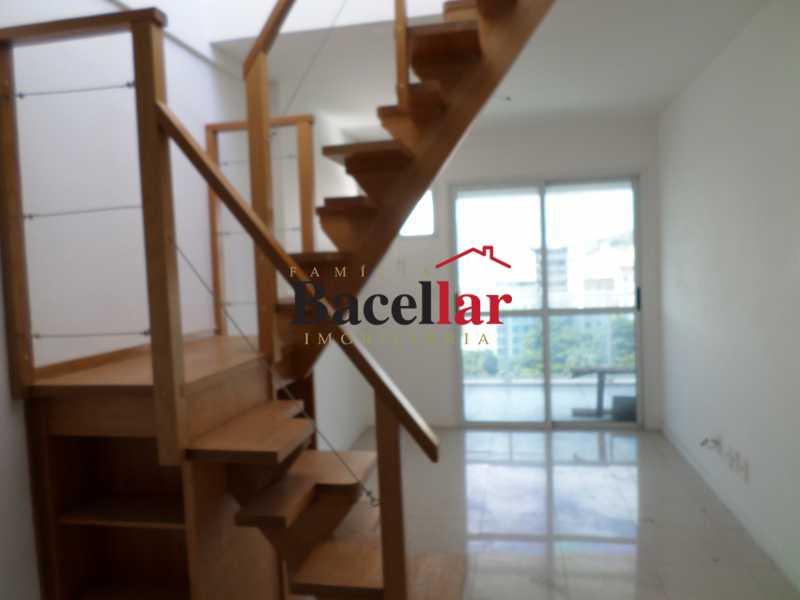 SAM_7546 - Cobertura 2 quartos à venda Tijuca, Rio de Janeiro - R$ 1.045.000 - TICO20061 - 1