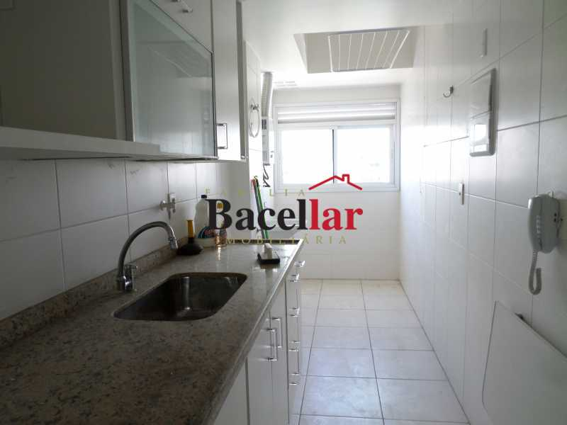 SAM_7548 - Cobertura 2 quartos à venda Tijuca, Rio de Janeiro - R$ 1.045.000 - TICO20061 - 4