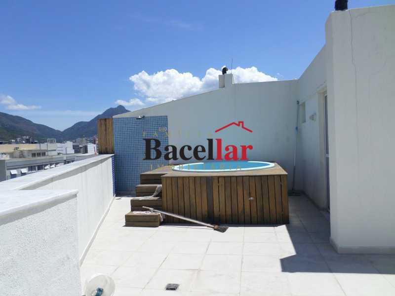 SAM_7564 - Cobertura 2 quartos à venda Tijuca, Rio de Janeiro - R$ 1.045.000 - TICO20061 - 20