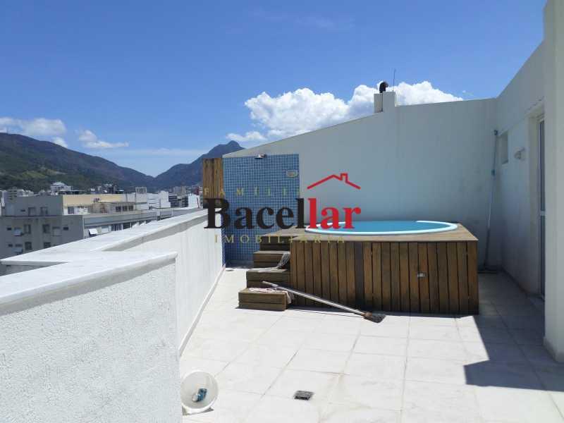 SAM_7565 - Cobertura 2 quartos à venda Tijuca, Rio de Janeiro - R$ 1.045.000 - TICO20061 - 21