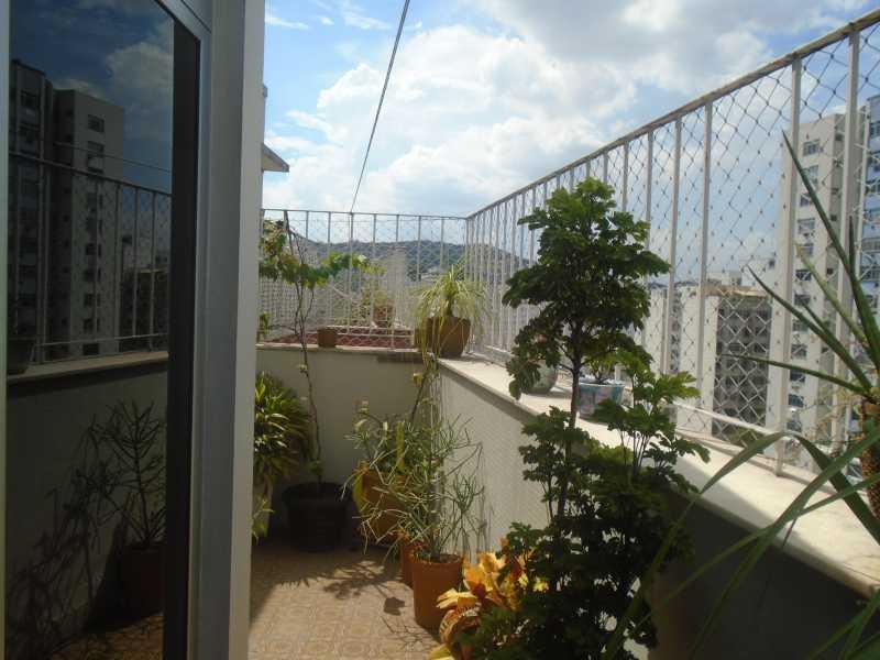 DSC02316 - Cobertura 3 quartos à venda Andaraí, Rio de Janeiro - R$ 783.000 - TICO30059 - 5