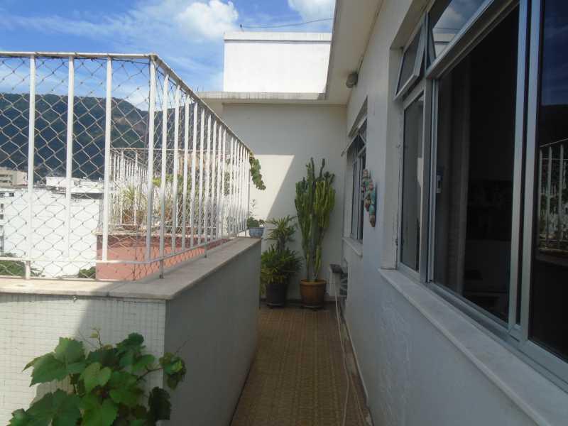 DSC02319 - Cobertura 3 quartos à venda Andaraí, Rio de Janeiro - R$ 783.000 - TICO30059 - 9