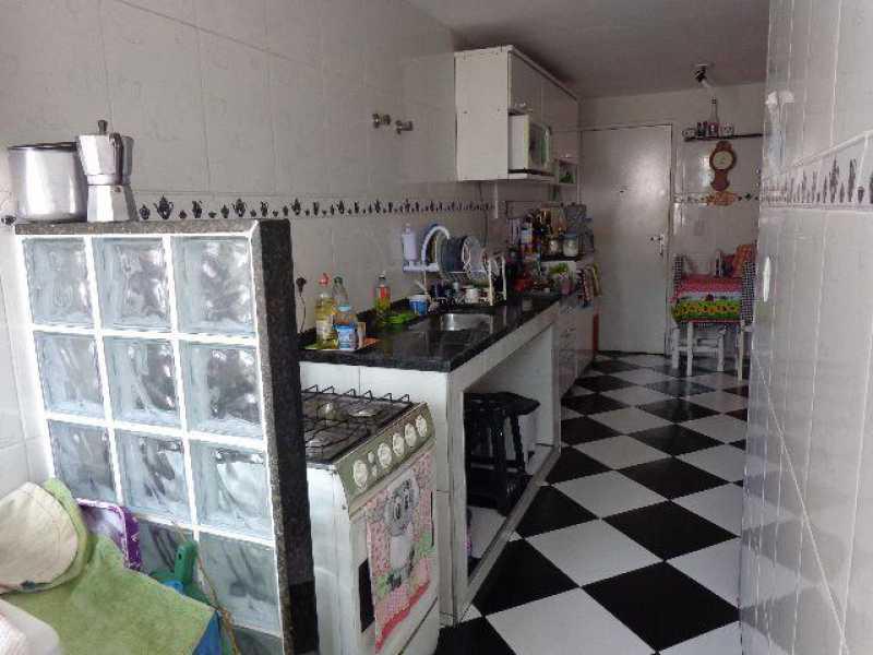 308616039609660 - Cobertura 3 quartos à venda Rio de Janeiro,RJ - R$ 430.000 - TICO30062 - 8