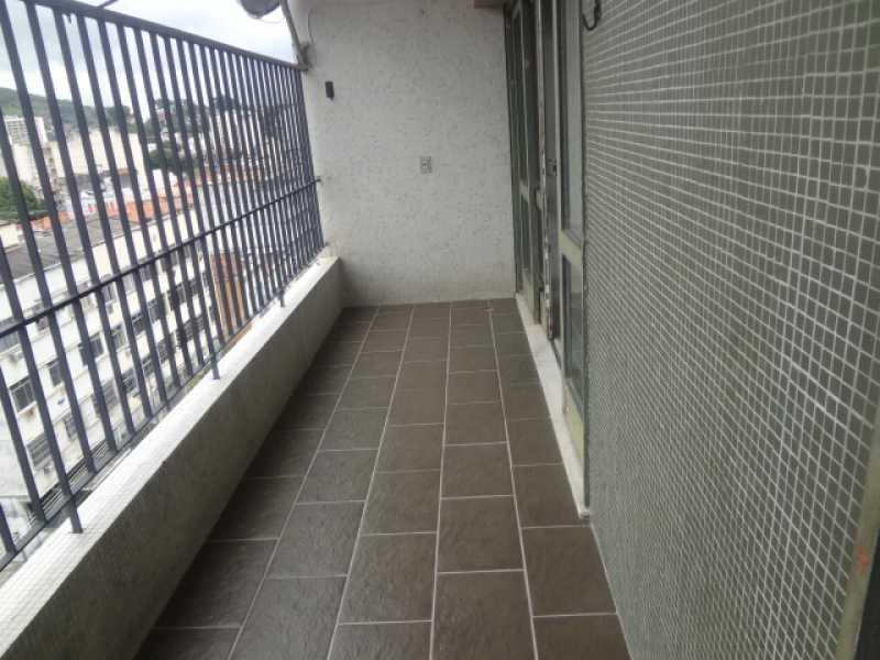 DSC04716 - Apartamento 2 quartos à venda Andaraí, Rio de Janeiro - R$ 630.000 - TIAP20969 - 1