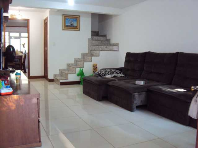 3SALA1 - Casa 3 quartos à venda Tijuca, Rio de Janeiro - R$ 899.000 - TICA30006 - 3