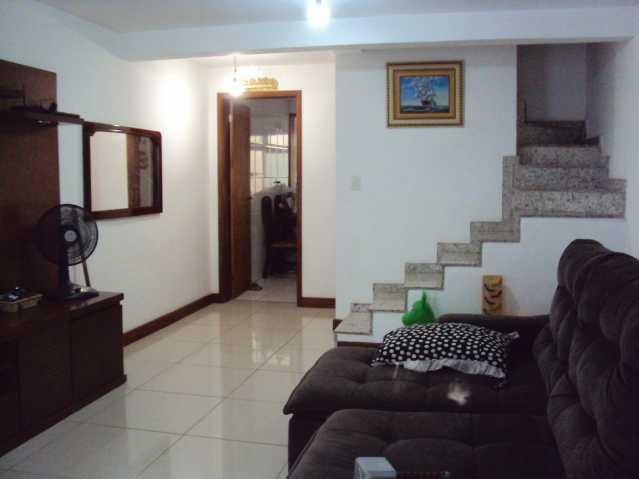 4SALA1.1 - Casa 3 quartos à venda Tijuca, Rio de Janeiro - R$ 899.000 - TICA30006 - 1