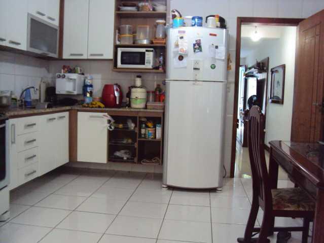 7COZINHA1 - Casa 3 quartos à venda Tijuca, Rio de Janeiro - R$ 899.000 - TICA30006 - 14