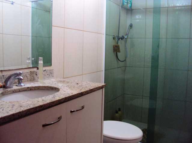 13BANHEIRO SUITE1 - Casa 3 quartos à venda Tijuca, Rio de Janeiro - R$ 899.000 - TICA30006 - 16