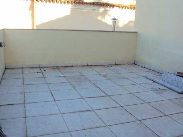19TERRAÇO PISO SUPERIOR1 - Casa 3 quartos à venda Tijuca, Rio de Janeiro - R$ 899.000 - TICA30006 - 20