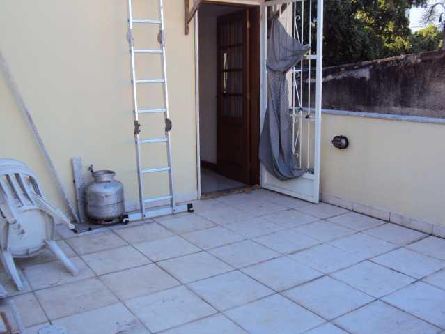19TERRAÇO PISO SUPERIOR1.1 - Casa 3 quartos à venda Tijuca, Rio de Janeiro - R$ 899.000 - TICA30006 - 21