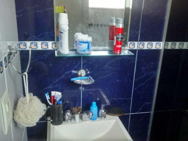 Banheiro 2. - Apartamento 2 quartos à venda Tijuca, Rio de Janeiro - R$ 320.000 - TIAP21126 - 6