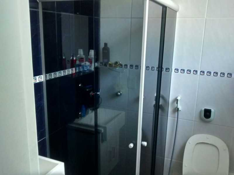 Banheiro. - Apartamento 2 quartos à venda Tijuca, Rio de Janeiro - R$ 320.000 - TIAP21126 - 11