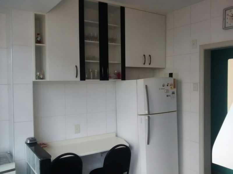 Cozinha 2. - Apartamento 2 quartos à venda Tijuca, Rio de Janeiro - R$ 320.000 - TIAP21126 - 13