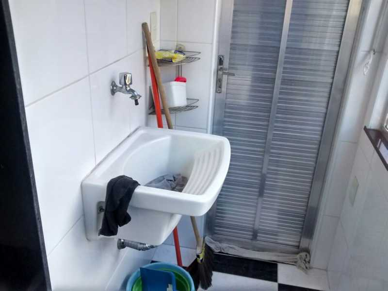 Cozinha 3. - Apartamento 2 quartos à venda Tijuca, Rio de Janeiro - R$ 320.000 - TIAP21126 - 14