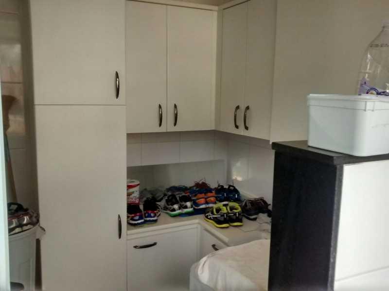 Cozinha 6. - Apartamento 2 quartos à venda Tijuca, Rio de Janeiro - R$ 320.000 - TIAP21126 - 16