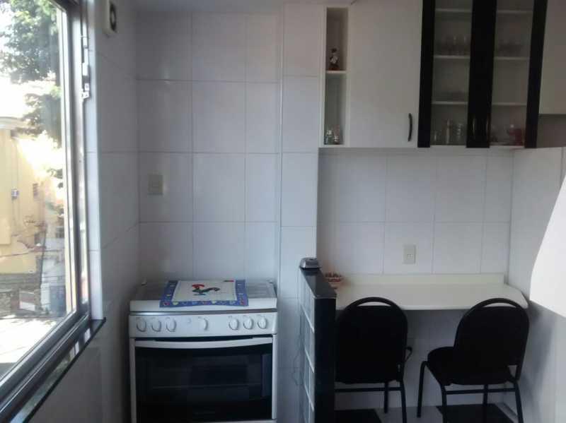 Cozinha 9. - Apartamento 2 quartos à venda Tijuca, Rio de Janeiro - R$ 320.000 - TIAP21126 - 17