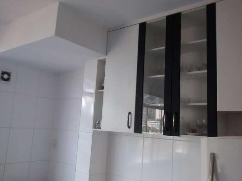 Cozinha 10. - Apartamento 2 quartos à venda Tijuca, Rio de Janeiro - R$ 320.000 - TIAP21126 - 18