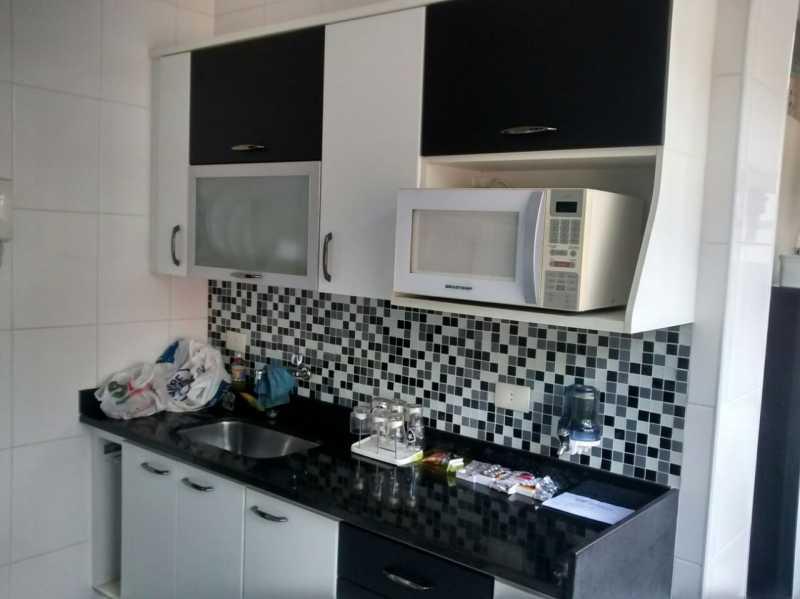 Cozinha 11. - Apartamento 2 quartos à venda Tijuca, Rio de Janeiro - R$ 320.000 - TIAP21126 - 19