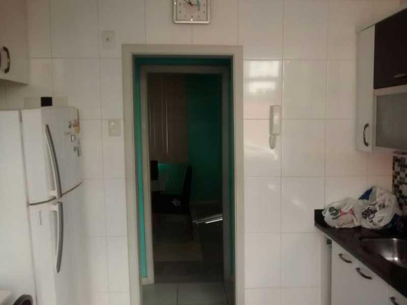 Cozinha. - Apartamento 2 quartos à venda Tijuca, Rio de Janeiro - R$ 320.000 - TIAP21126 - 21
