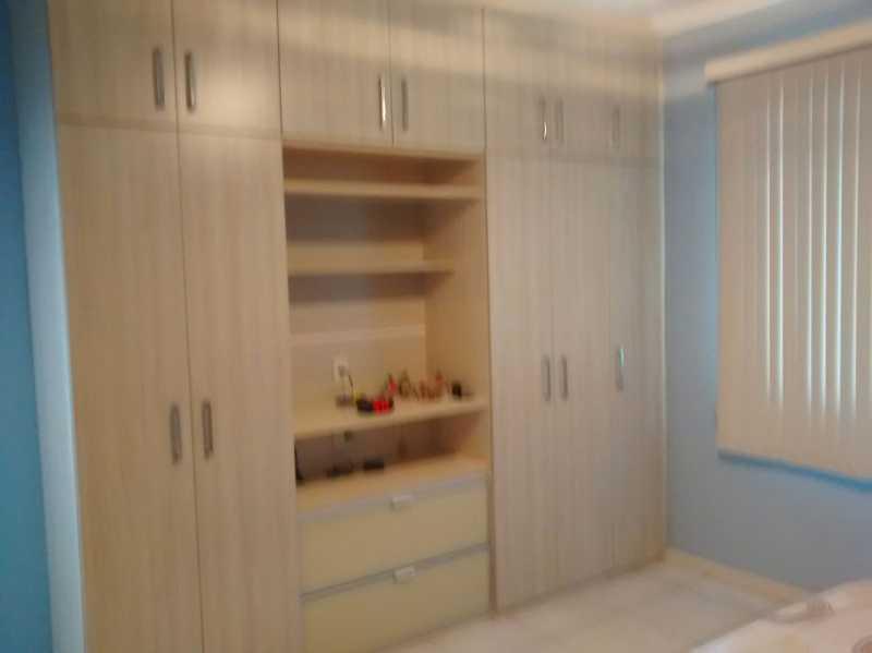 Quarto Azul 1. - Apartamento 2 quartos à venda Tijuca, Rio de Janeiro - R$ 320.000 - TIAP21126 - 27