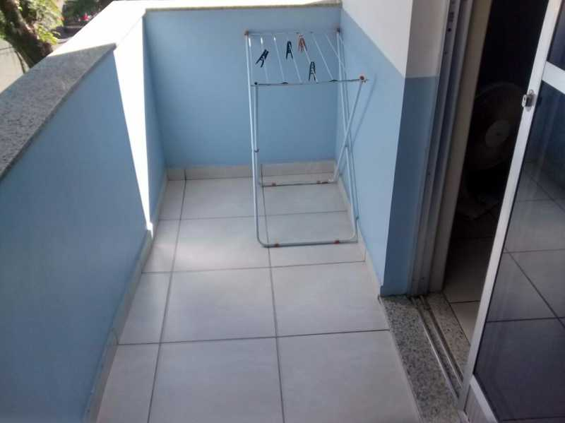 Quarto Azul 2. - Apartamento 2 quartos à venda Tijuca, Rio de Janeiro - R$ 320.000 - TIAP21126 - 28