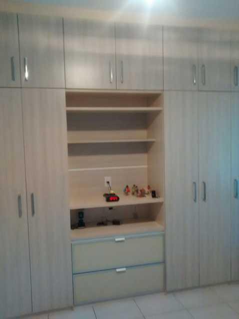 Quarto Azul. - Apartamento 2 quartos à venda Tijuca, Rio de Janeiro - R$ 320.000 - TIAP21126 - 31