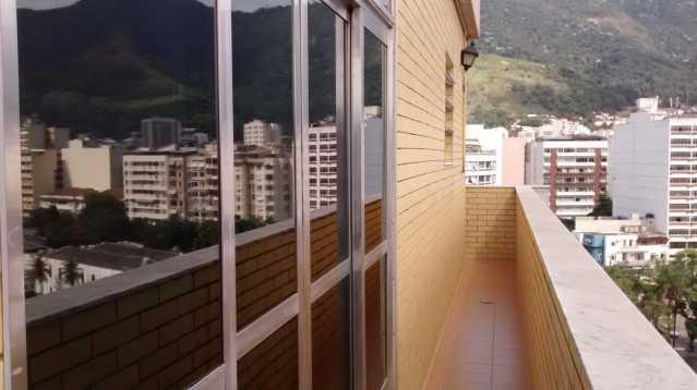 04 - Cobertura 2 quartos à venda Vila Isabel, Rio de Janeiro - R$ 750.000 - TICO20008 - 1