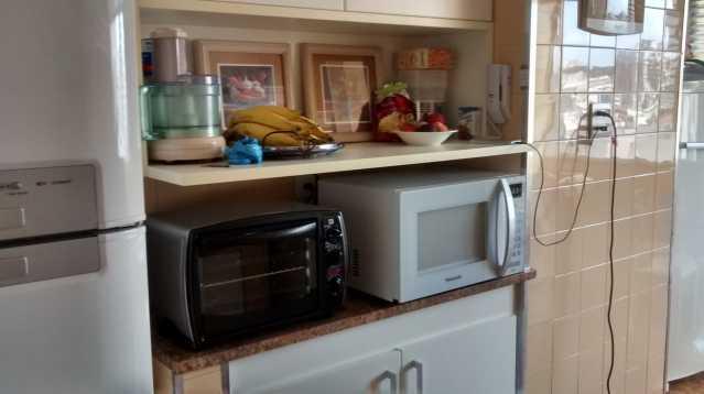 15 - Cobertura 2 quartos à venda Vila Isabel, Rio de Janeiro - R$ 750.000 - TICO20008 - 17