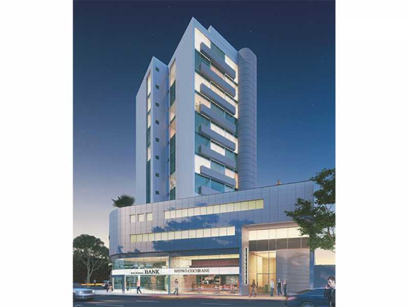 saens pena offices - Sala Comercial 20m² à venda Barra da Tijuca, Rio de Janeiro - R$ 375.000 - TISL00034 - 5
