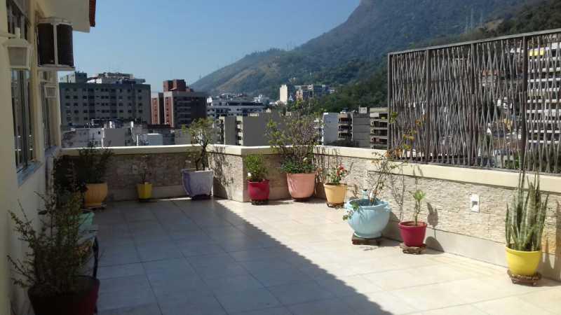 1 2. - Cobertura 2 quartos à venda Tijuca, Rio de Janeiro - R$ 750.000 - TICO20051 - 3