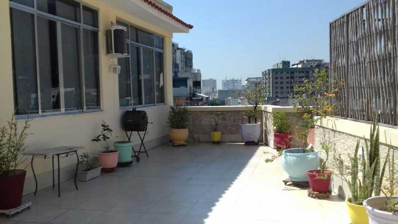 1 3. - Cobertura 2 quartos à venda Tijuca, Rio de Janeiro - R$ 750.000 - TICO20051 - 4