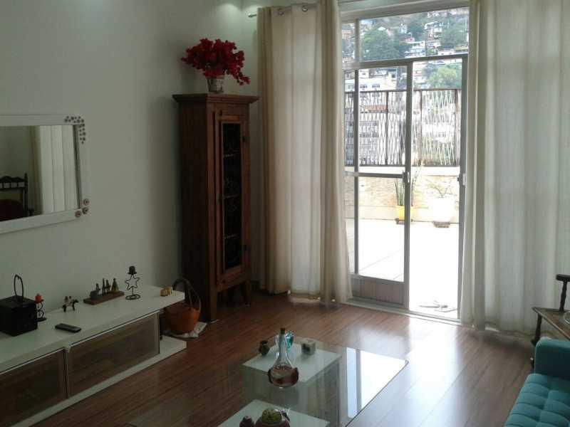 2 1. - Cobertura 2 quartos à venda Tijuca, Rio de Janeiro - R$ 750.000 - TICO20051 - 5