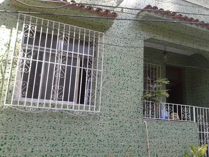 20171030_154609 - Cópia - Casa de Vila 3 quartos à venda Rio Comprido, Rio de Janeiro - R$ 580.000 - TICV30045 - 1