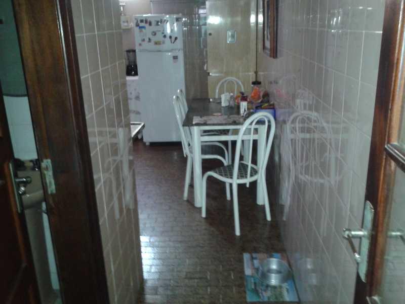 20171030_154835 - Casa de Vila 3 quartos à venda Rio Comprido, Rio de Janeiro - R$ 580.000 - TICV30045 - 10