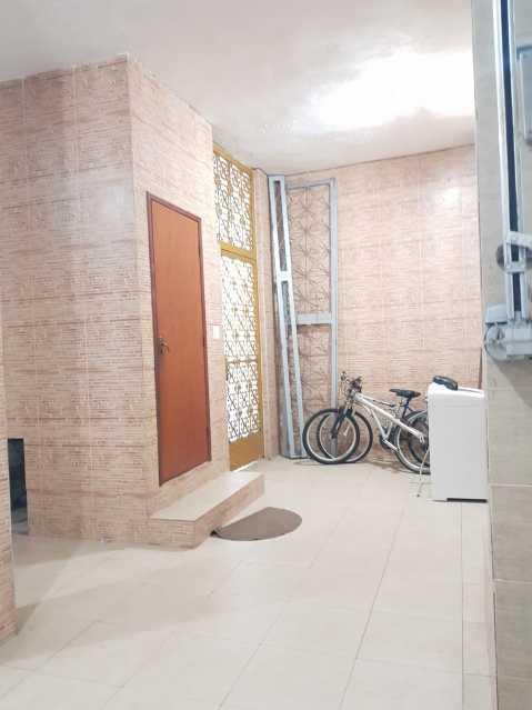 20171020_170957 - Casa de Vila 3 quartos à venda Rio Comprido, Rio de Janeiro - R$ 640.000 - TICV30035 - 12