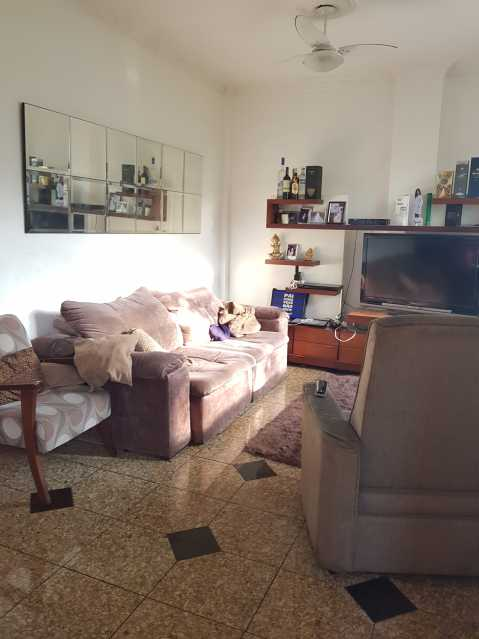 20171020_1711480 - Casa de Vila 3 quartos à venda Rio Comprido, Rio de Janeiro - R$ 640.000 - TICV30035 - 4