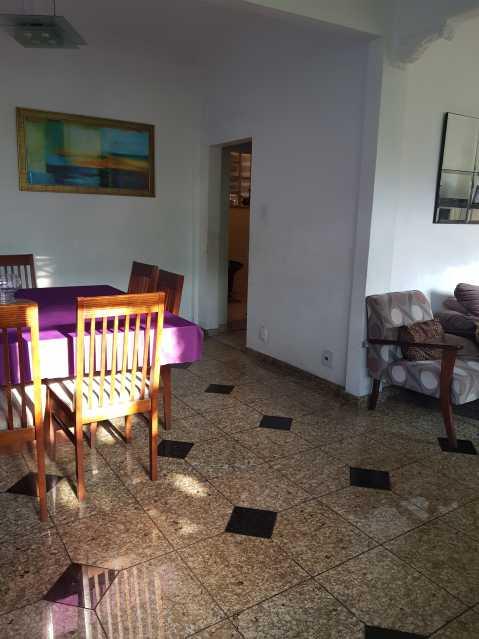 20171020_171201 - Casa de Vila 3 quartos à venda Rio Comprido, Rio de Janeiro - R$ 640.000 - TICV30035 - 1